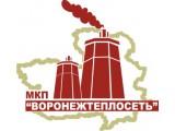 """Логотип МКП """"Воронежтеплосеть"""""""