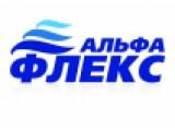 Логотип АльфаФлекс, ООО