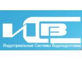 Логотип Индустриальные Системы Водоподготовки