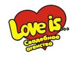 Логотип Свадебное агентство Love is