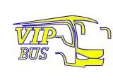 Логотип VIP-bus | Аренда автобусов и микроавтобусов