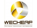 Логотип WEСHEAP