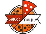 Логотип Эко-пицца, ООО