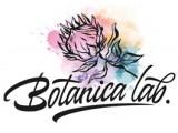 Логотип Доставка цветов Botanica Lab в Воронеже
